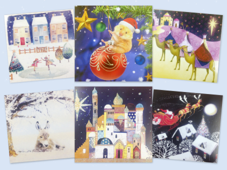 Medcare Christmas Cards on Sale Now!