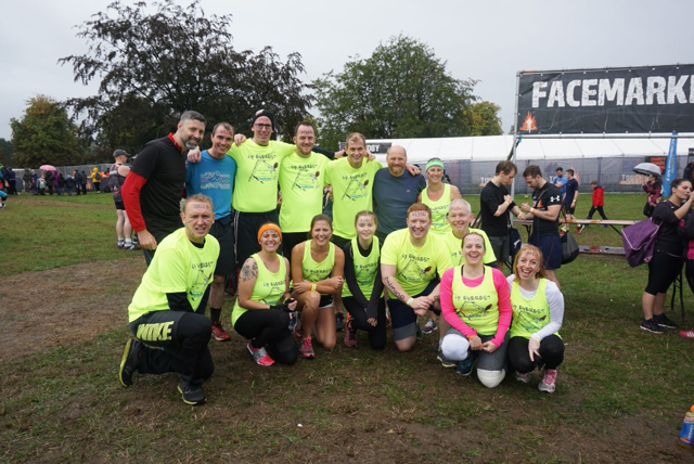 Medcare conquers Tough Mudder!